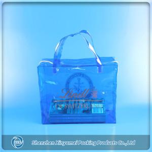 Vinyl clear pvc tote bags