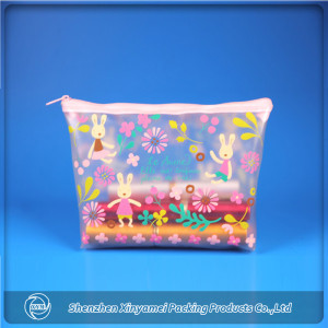 Promotional Clear PVC Cosmetic Bag