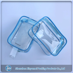 Toiletries Clear PVC Bag