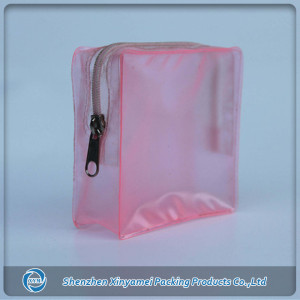NEW Fashion Clear PVC Bag with Zipper