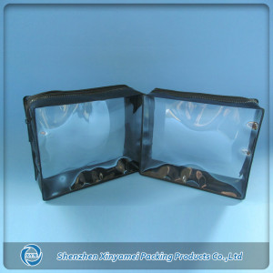 Fashion PVC Cosmetic Zipper Bag