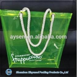 塑料PVC手提袋 PVC塑料手提袋袋可定制