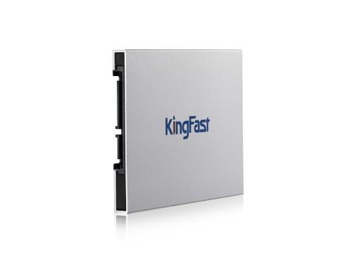 KingFast 2,5 Zoll 60 / 64GB SATAIII MLC Solid State Laufwerk SSD für Laptop 550 / 460MB / s
