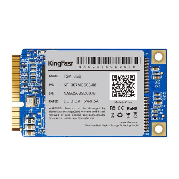 KingFast 8GB  SSD Solid State Drive for mini PC pos machine lunix system