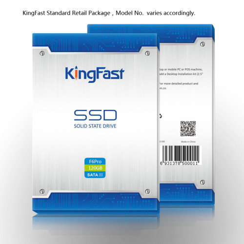 KingFast F6Pro 360GB  SSD 2.5 inch SATAIII TLC Solid State drive for laptop