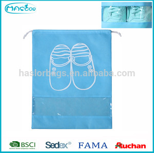 Wholesale Cheap Recycled Travel Shoe Bag