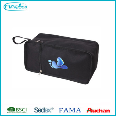 Multicolor storage use PVC travel shoe bag
