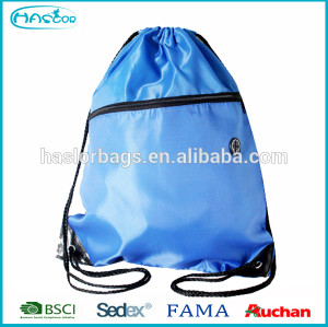 Wholesale Custom Recycled Polyester Sport Bag, Drawsting Gym Shoe Bag