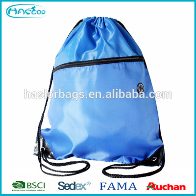 Wholesale Custom Recycled Polyester Sport Bag, Drawsting Gym Shoe Bag