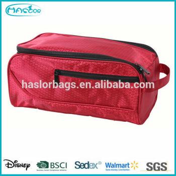 Gros custom PVC imperméable multiples sac à chaussures pour voyage ou de stockage
