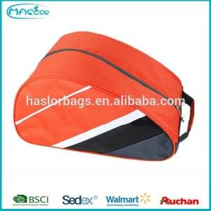 Custom waterproof polyester wholesale shoe bag for travel