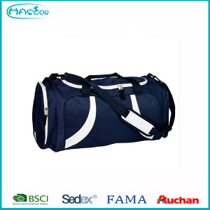 2015 Hot Selling Lightweight Sport Waterproof Travel Duffel Bag With Shoe Compartment