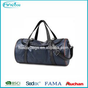 Mens en cuir sac de voyage / bagages chariot sac