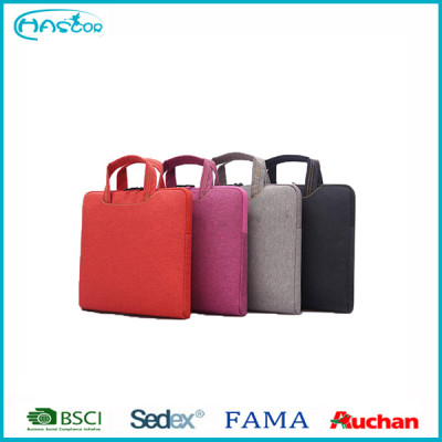 2016 Hot Selling New Design Polyester Laptop Bag with Customized Logo