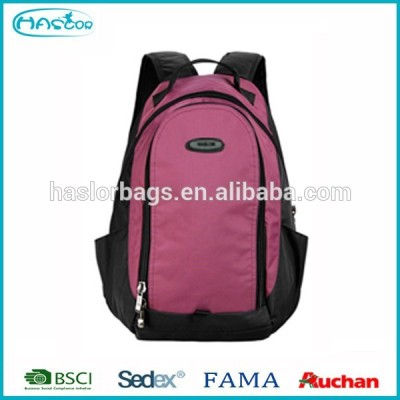 High quality fashion mens backpack with laptop compartment