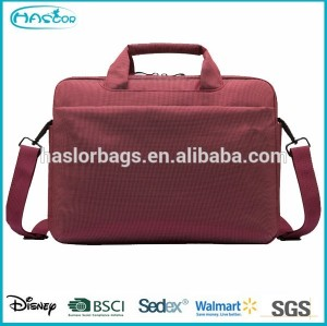 2015 New design and good quality colorful laptop bags made in china