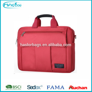 2015 red high quality laptop bags name brand laptop bags