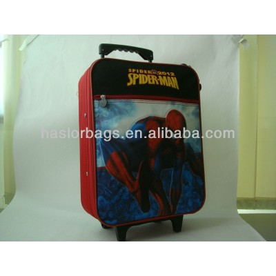 Travel bags with trolley sleeve, wholesale luggage trolley bag