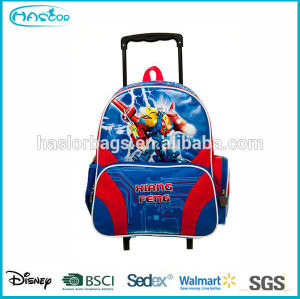 Gros sacs de chariot de l'école pour garçons