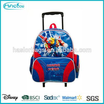 Wholesale school trolley bags for boys