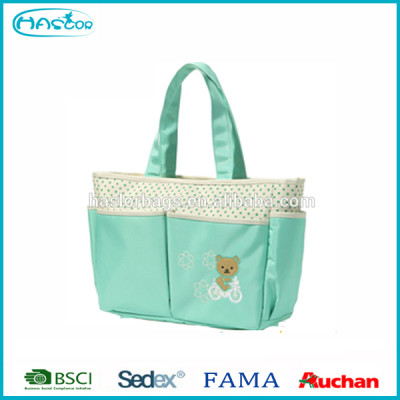 Wholesale Polyester Durable Baby Travel Bag