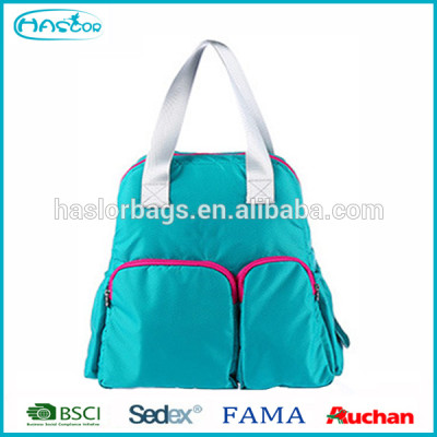 Wholesale Outdoor Baby Fashion Waterproof Backpack Diaper Bag