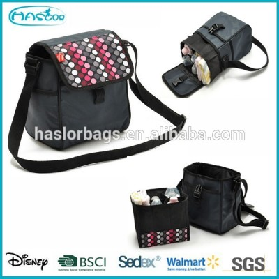 2015 New Design of Fashion Diaper Bag for Lady