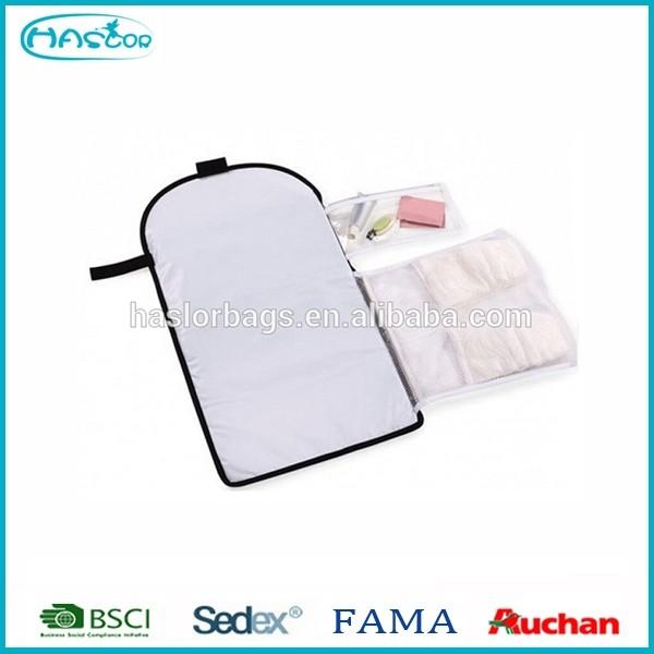 Pliable sac à langer pouch avec matelas à langer