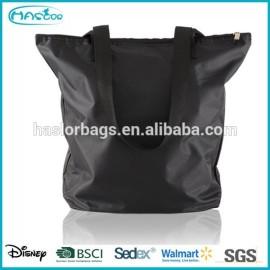 Promotionnelle personnalisée bon marché polyester sac de tissu