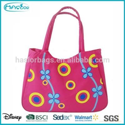 2015 Wholesale Beautifully Printed customTote bag