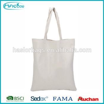 Léger coton 10 oz toile recyclé sac