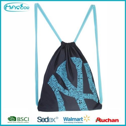 2015 Beautiful design cheap drawstring backpacks for leisure & sport