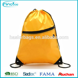 2015 novel beach drawstring gym bag