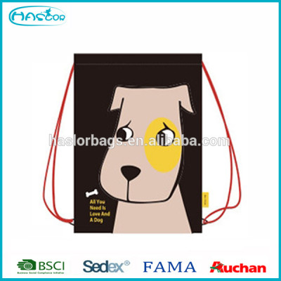 Cheap gift pouch with drawstring for promotion
