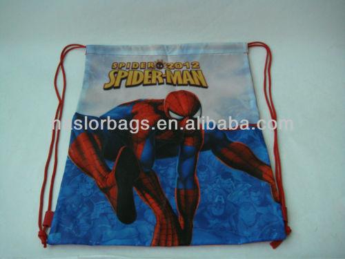 Children Eco-friend Drawstring Bags