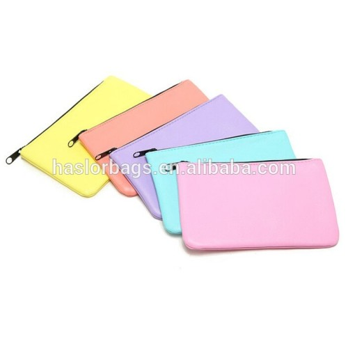Popular cheap PU make up pouch for promotion