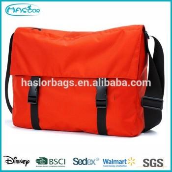 Orange Messenger sacs chine / documents sac / cartable