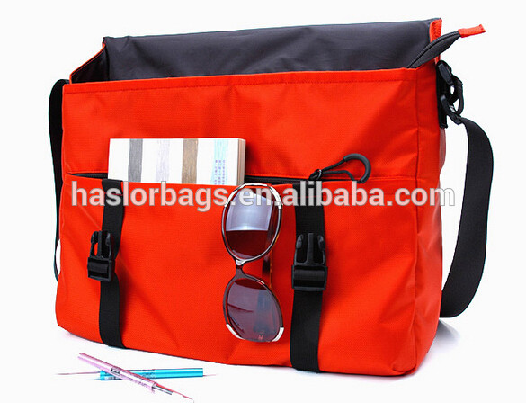 Orange Messenger Bags China /Document Bag /Briefcase
