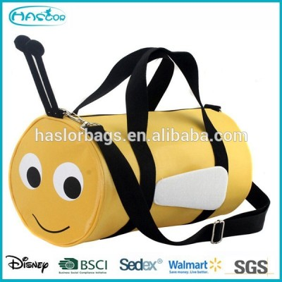 Bee Design of Two Sided Shoulder Bag for Girls