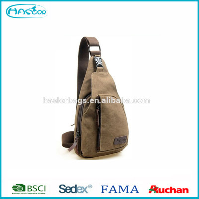 fashionable leisure cheap backpack chest strap