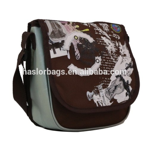 Cutely fashion teen shoulder bag with long strap
