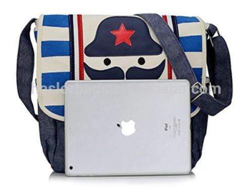 Hotselling Fashion Canvas Messenger Bag,Teen Shoulder Bag