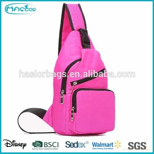 2015 Hot Design High Triangle Messenger Bag For Women