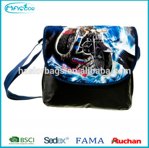 Cool Pattern design kids shoulder bag with shoulder straps