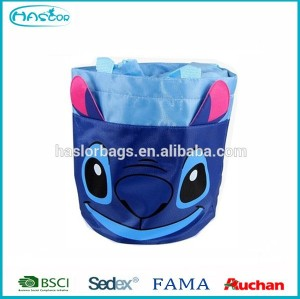 2015 Cartoon thermos lunch bag/ inner cool lunch bag/ freezable lunch bag