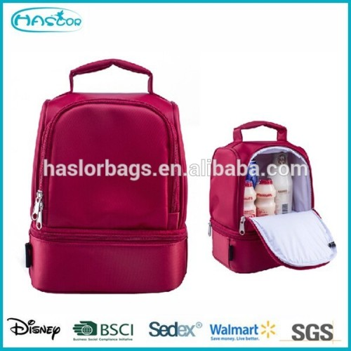 Polyester Breast Milk Cooler Bag For Mummy