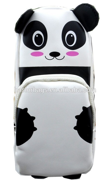 Animal Shaped Pencil Bag /Panda Pencil Case for Kids