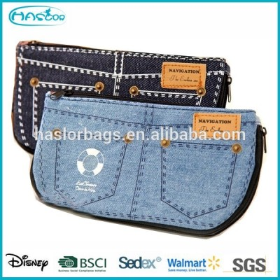 Fashion Pencil Bag /Jeans Pencil Case for Girls