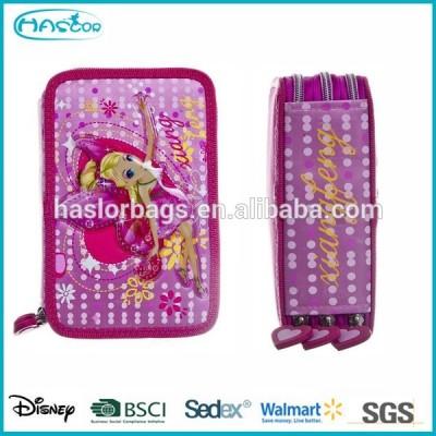 Lovely Elfin Wholesale Pencil Bag / 3 Layers Cute Pencil Case