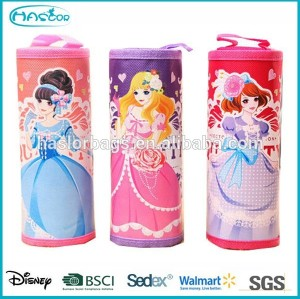 School /Office Princess Pencil Pouch /Roll Pencil Case